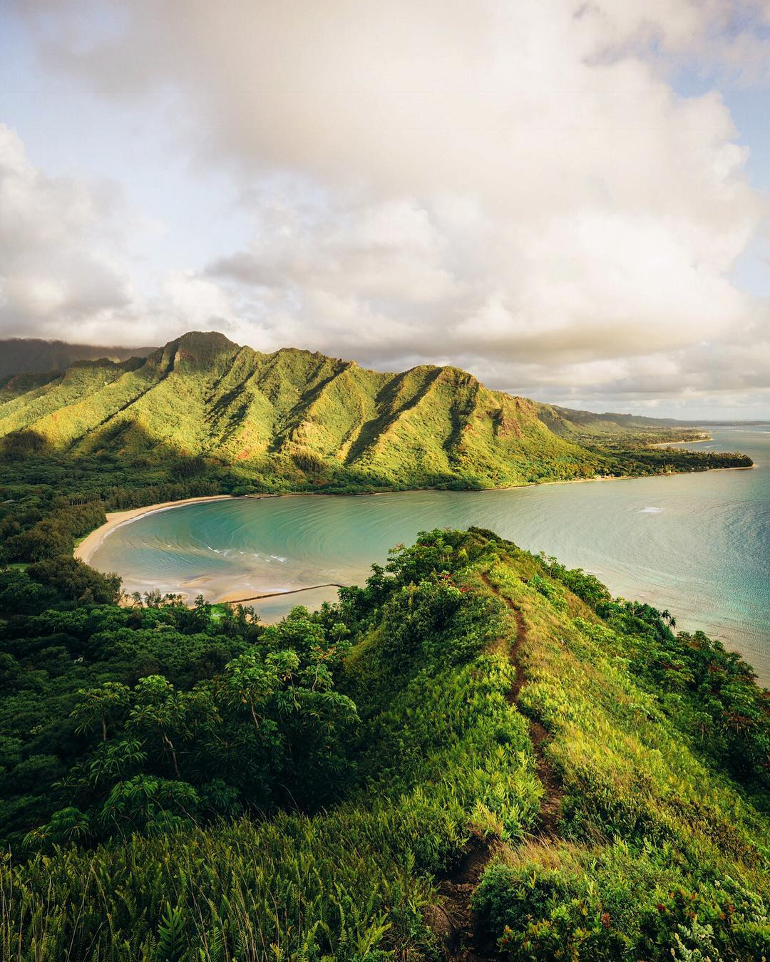 Find the crouching lion - #33 of 50 Best Things to do on Oahu