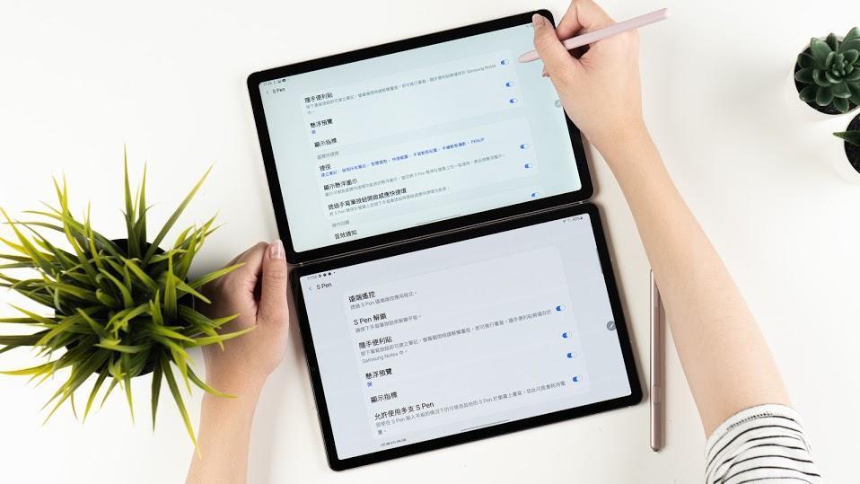 不只是 Lite 的三星 Galaxy Tab S6 Lite - 19