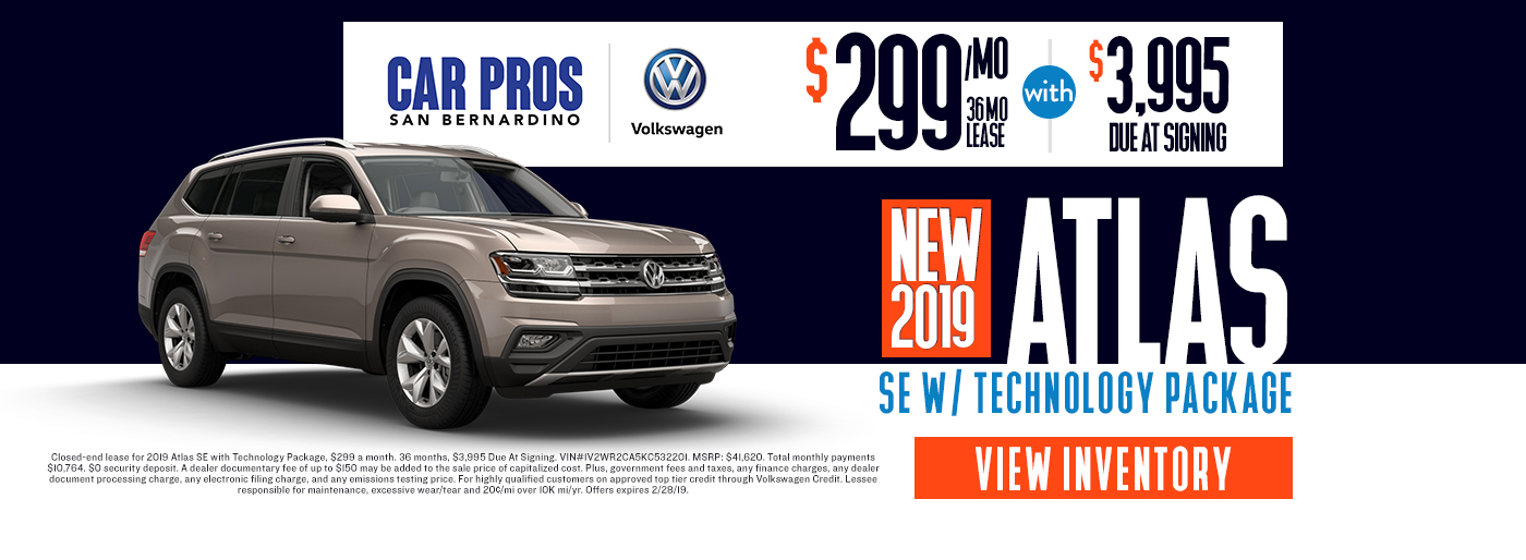 Save On New Volkswagen Vehicles With Presidents Day Savings In San