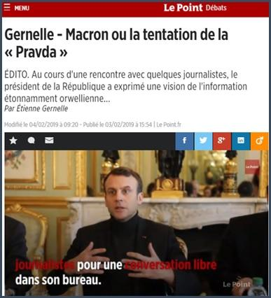 Grenelle Macron Pravda