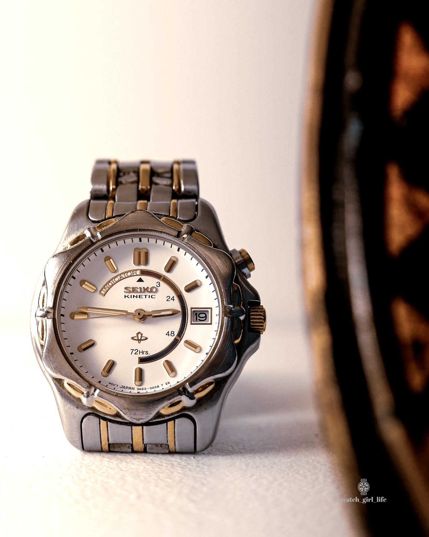 A picture containing watch, indoor, chain, close  Description automatically generated