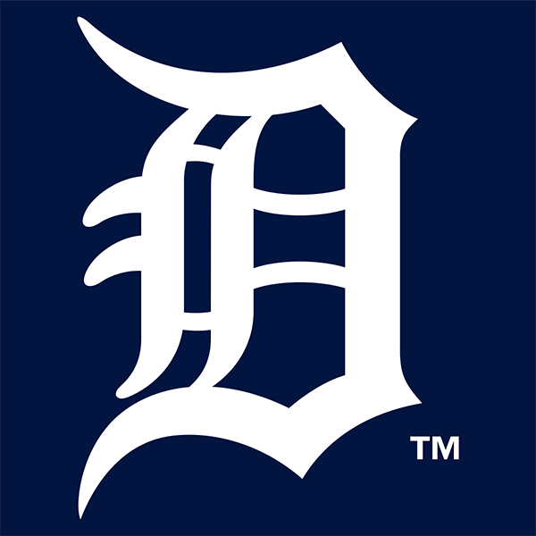 famous-baseball-logos-in-the-mlb-detroit-tigers
