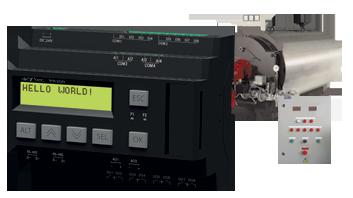 Blog - Boiler alarm system based on a programmable relay | akYtec