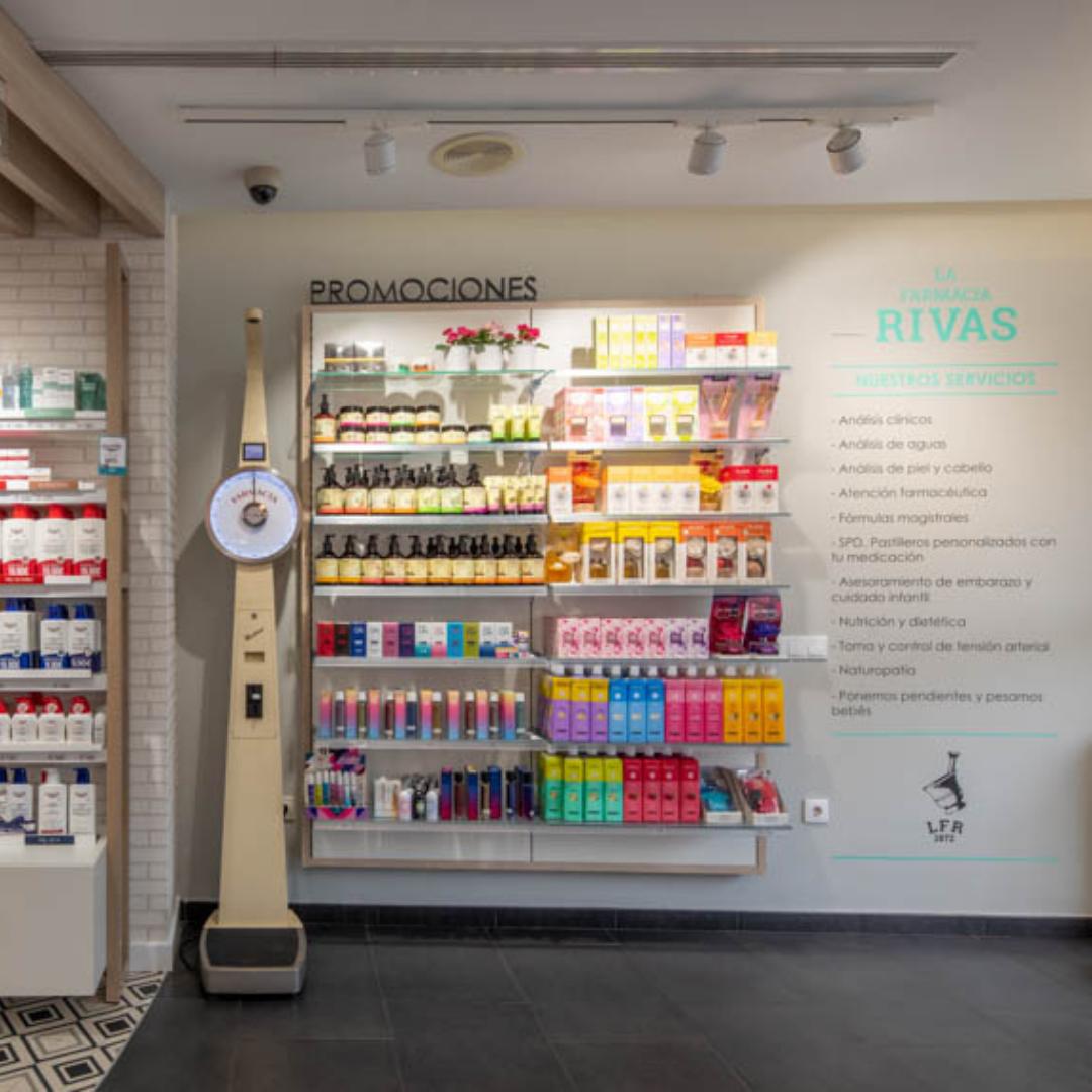 Gestión del punto de venta en la Farmacia