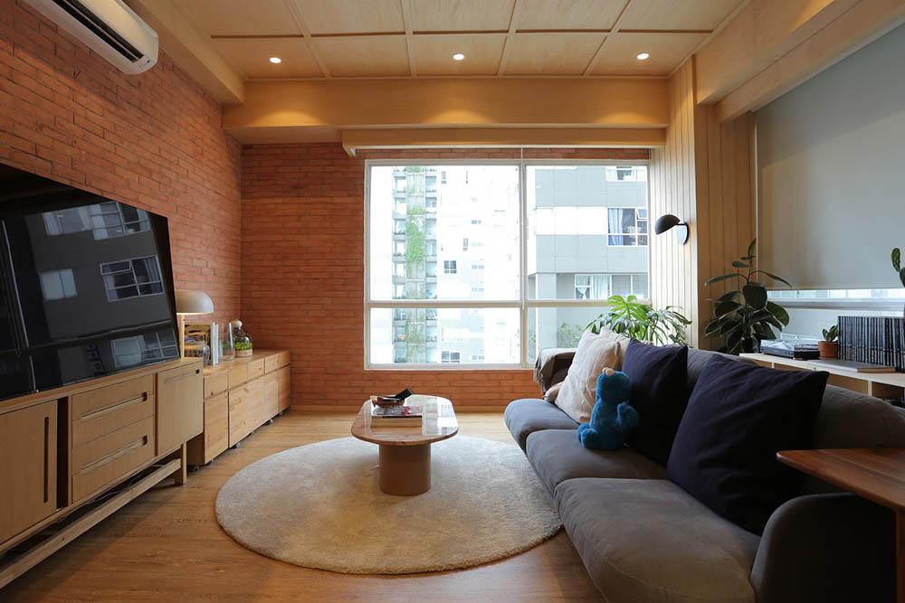 `Cảm hứng thiết kế nội thất các căn hộ hiện đại độc đáo của Nhật Bản