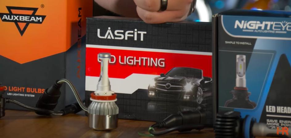 LasFit La series bulb