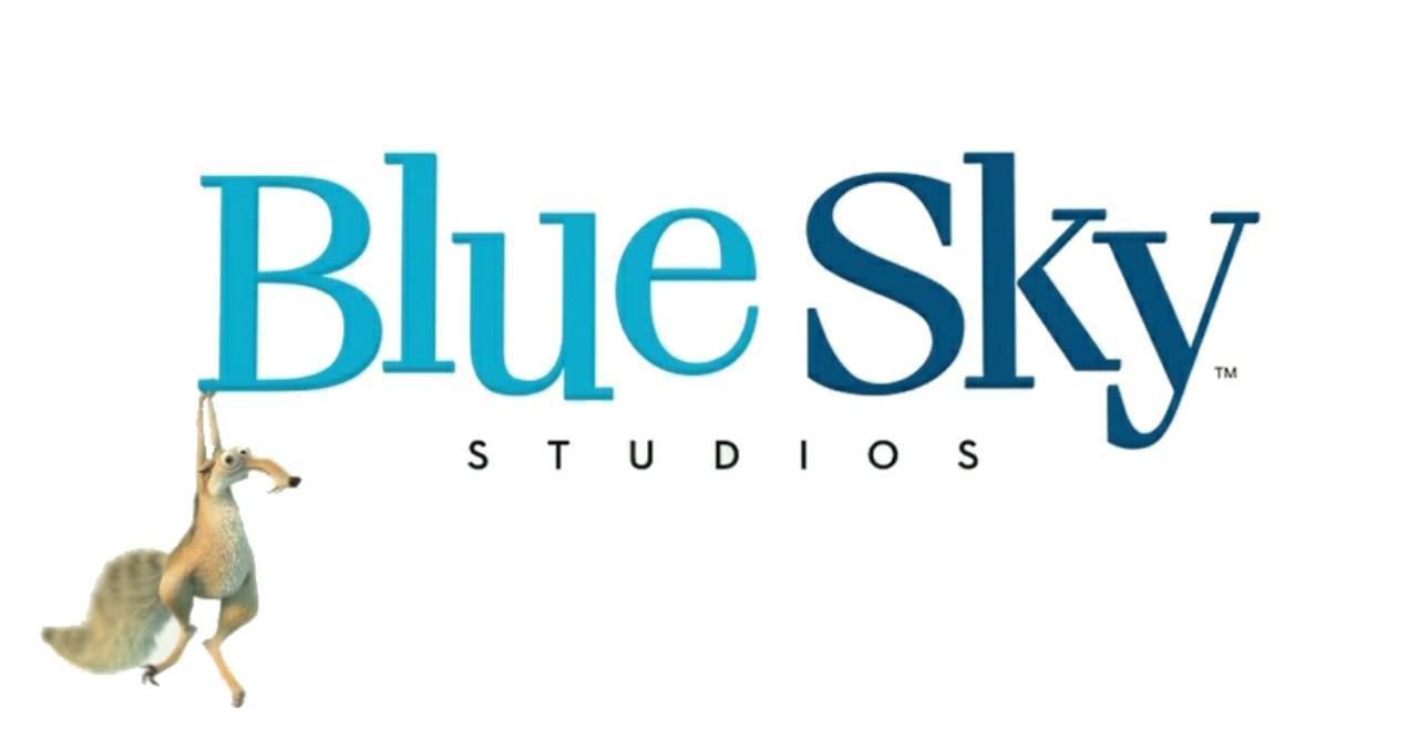 Blue Sky and its mascot -Scrat