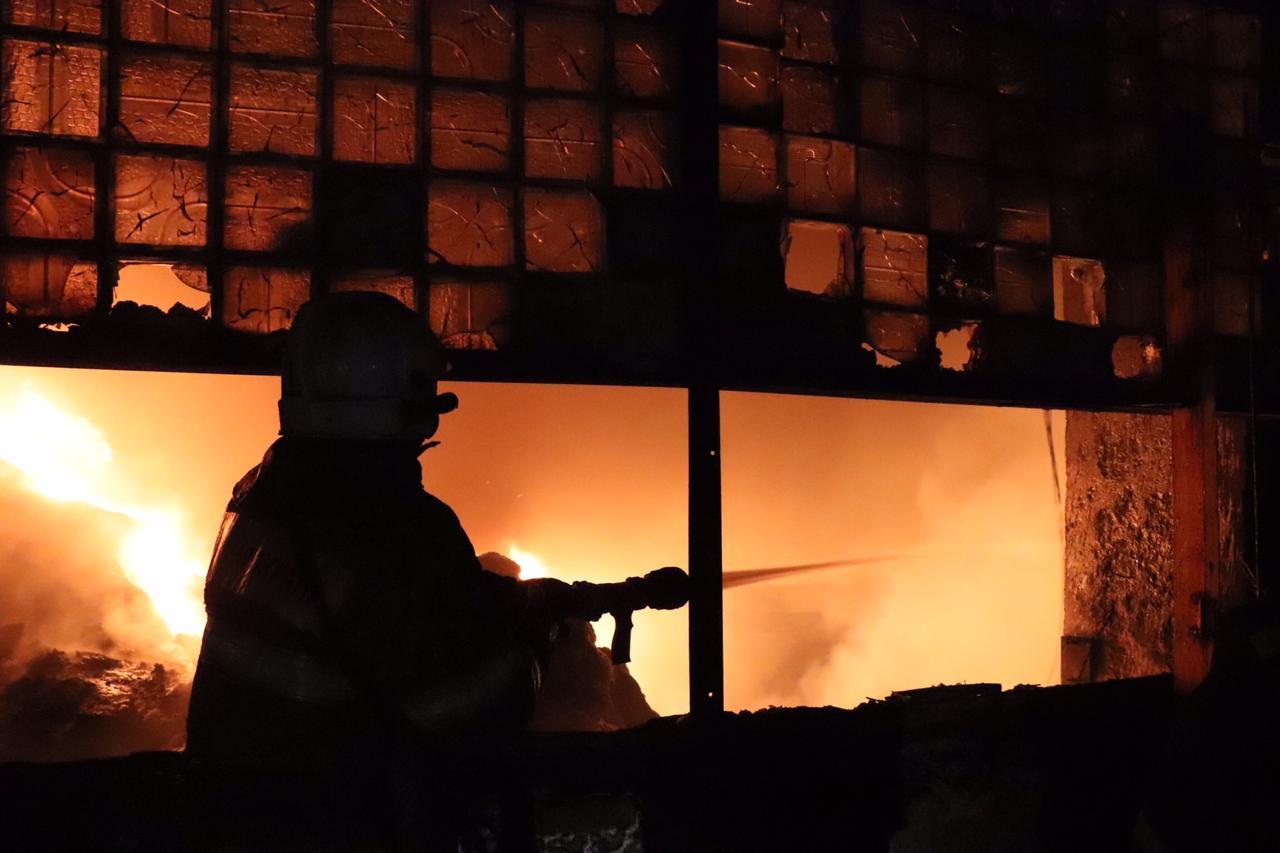 Последние новости о пожаре на заводе в Рязани