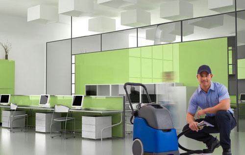 Vệ sinh văn phòng theo giờ giúp tận dụng nhiều chi phí cho các công ty
