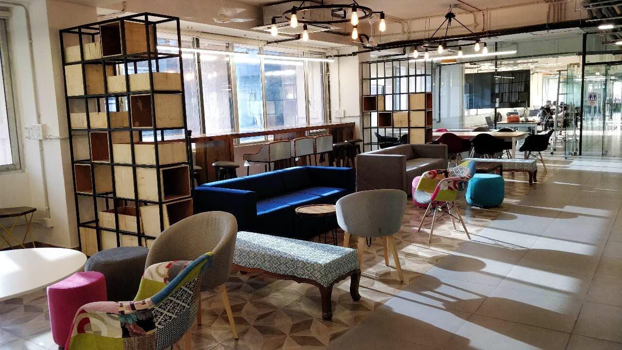 91SpringBoard Coworking Space in Noida