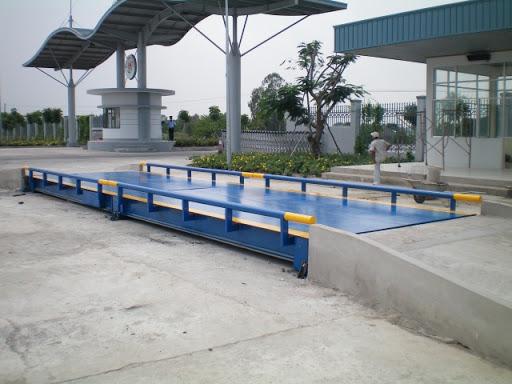 Một mẫu cân sàn của Minh Phúc