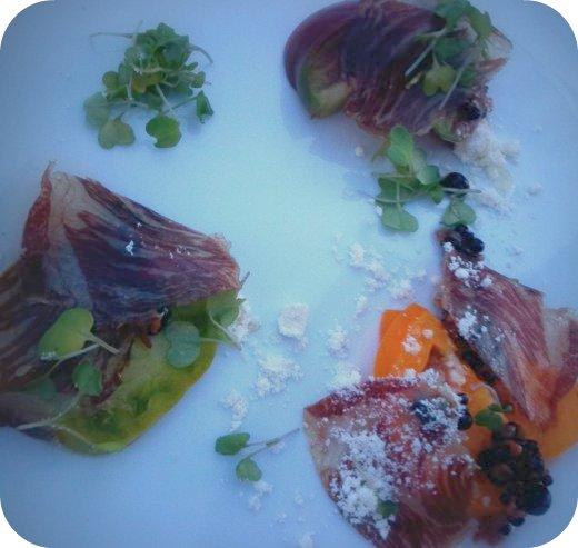 molecular cuisine + travel trend