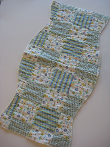 100% Cotton Flannel Contoured-Trifold Inserts ABC DUCKIES