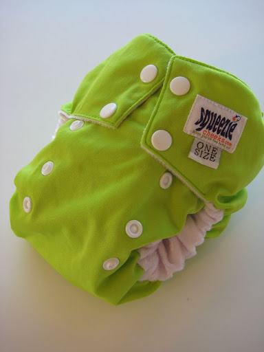 Lime OS Happy Snap Pocket/AI2 Diaper