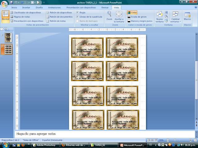 TAREAS DEL CURSO DE INVITACIONES CON POWER POINT - Página 4 TAREA_2_2