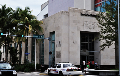 Banana Republic on Lincoln Road