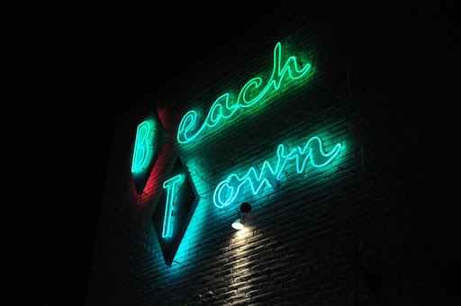 Beach Town Motel Hollywood