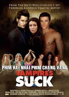Phim Hài Nhái Phim Chạng Vạng - Vampires Suck - 2010