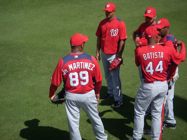 Hanging out during BP