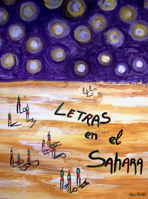 Poemario Letras en el Sahara