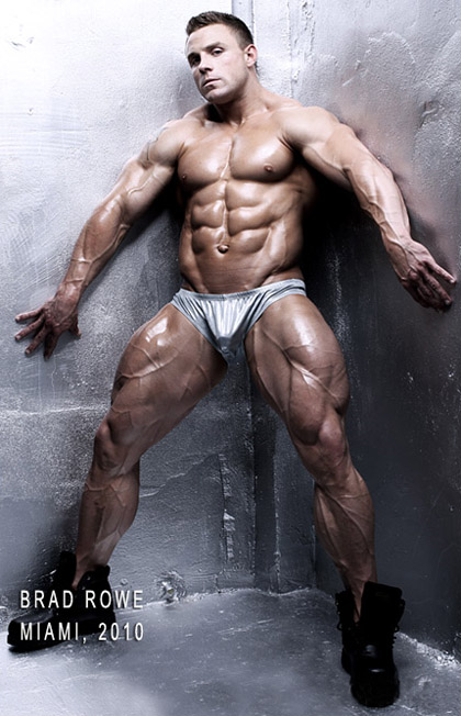 Live Muscle Show - Brad Rowe