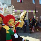 Carnavalsmaandag, Optocht Heerlerheide, Cafés en Corneliushuis 07-03-2011