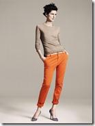Zara Spring Summer 2011 Woman Collection