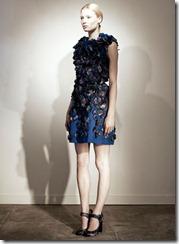 Erdem Pre-Spring 2011 Printed Dresses Look 9