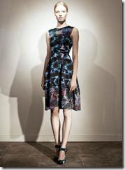 Erdem Pre-Spring 2011 Printed Dresses Look 10