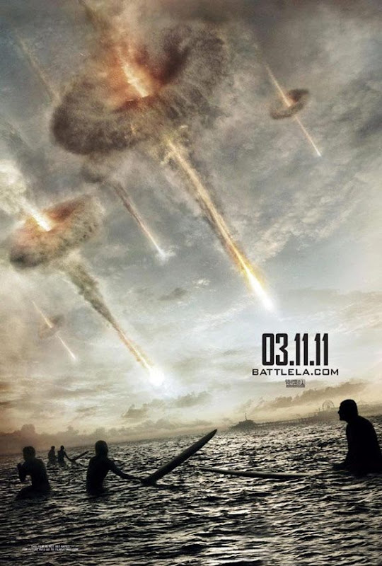 Battle: Los Angeles, New, movie, Posters