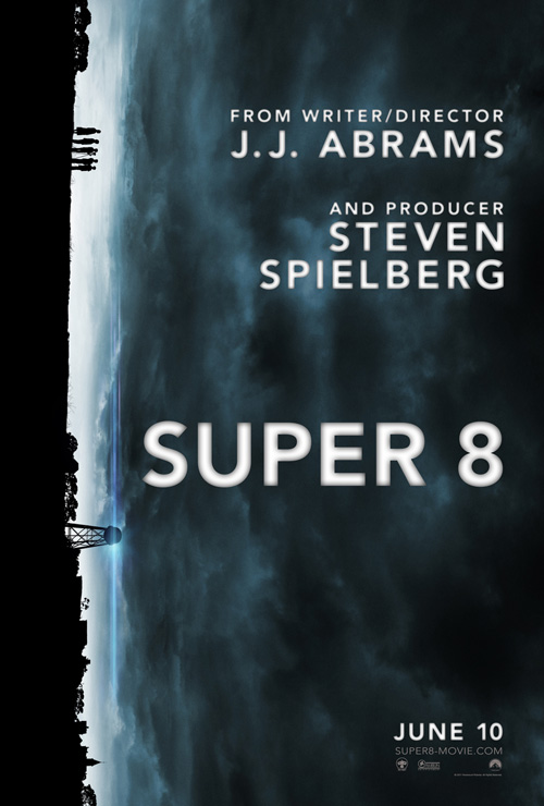 Super 8, new, movie, Poster