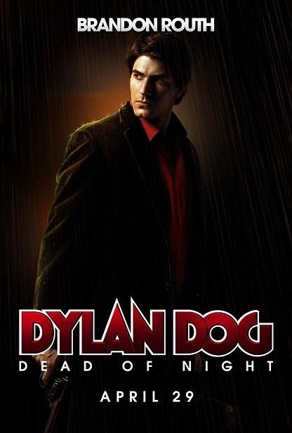 Dylan Dog, Dead of Night, 2011, movie, poster