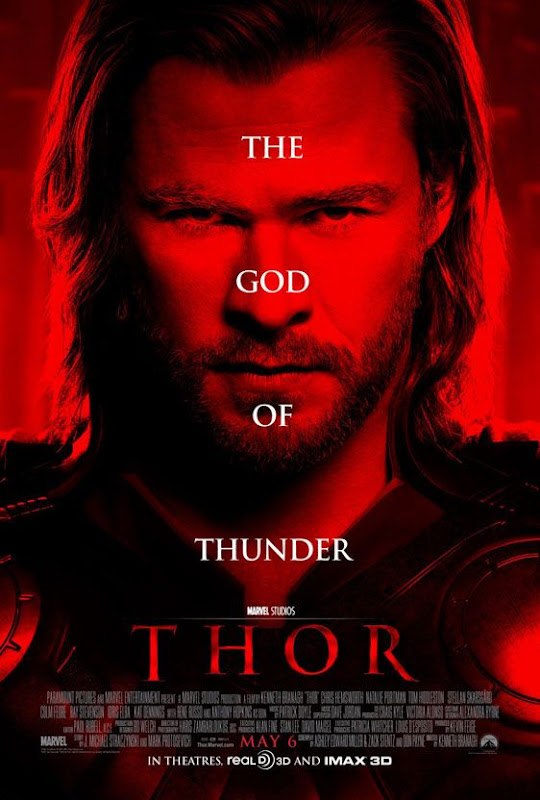 Thor, 2011, Brand, New, Poster, movie
