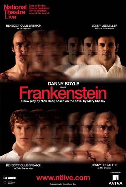Frankenstein, 2011, movie, poster