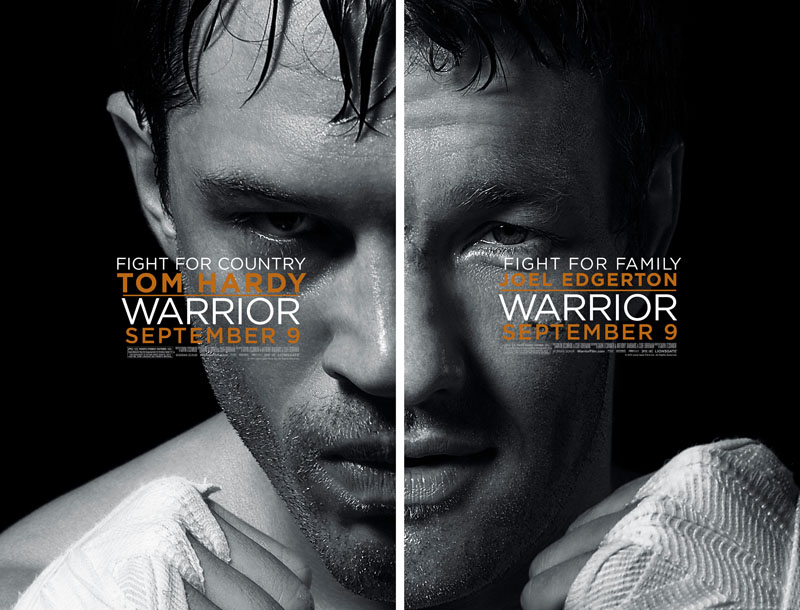 Artwork, poster, Warrior, movie