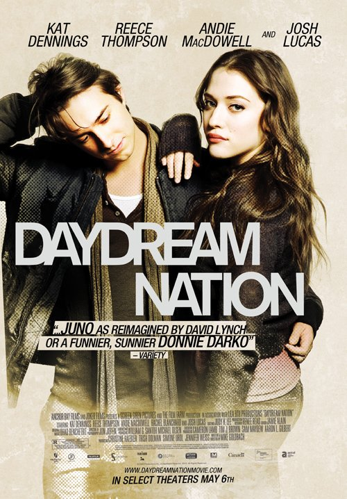 Daydream Nation, Michael Goldbach, poster