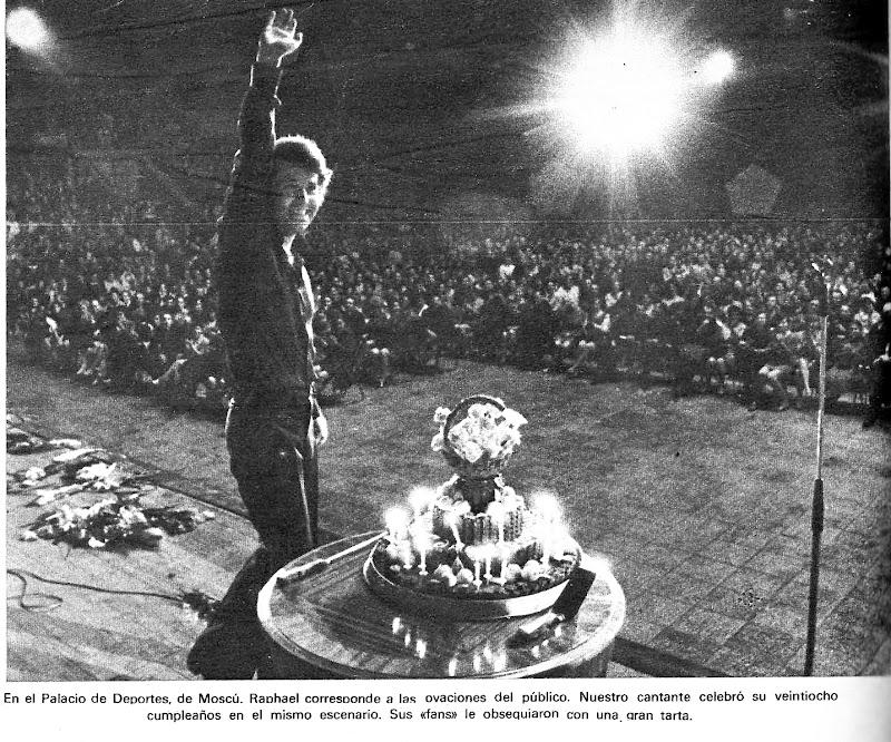 Испанский певец Рафаэль Мартос Санчес личная жизнь