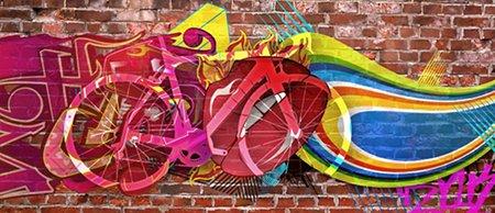 ออกแบบกราฟิคจักรยาน