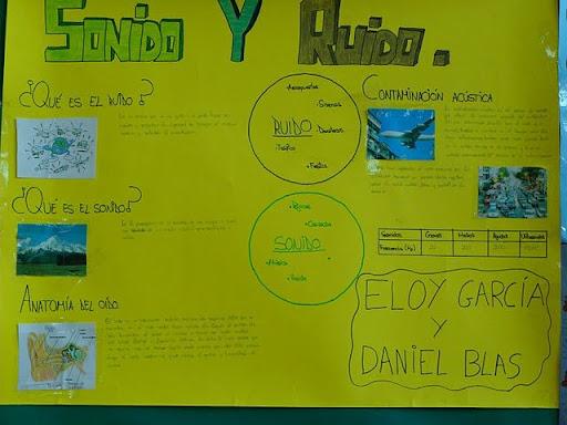 Poster de alumnos