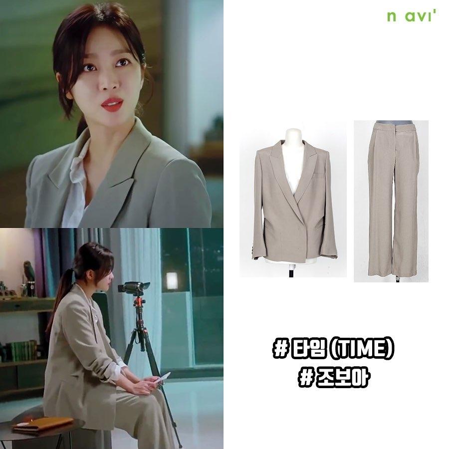 Simpel, 10 Harga Outfit Jo Bo Ah di KDrama 'Tale of The Nine Tailed'