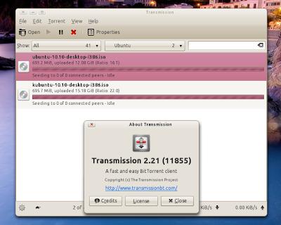 Transmission 2.21