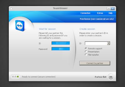 Pinguy OS TeamViewer