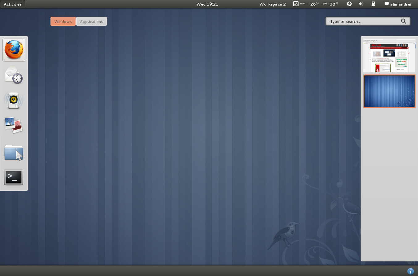 Ubuntu Ambiance GNOME Shell Theme ~ Web Upd8: Ubuntu / Linux
