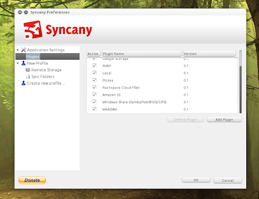 Syncany: A Great Dropbox Alternative Which Supports Multiple Storage Types ~ Web Upd8: Ubuntu ...