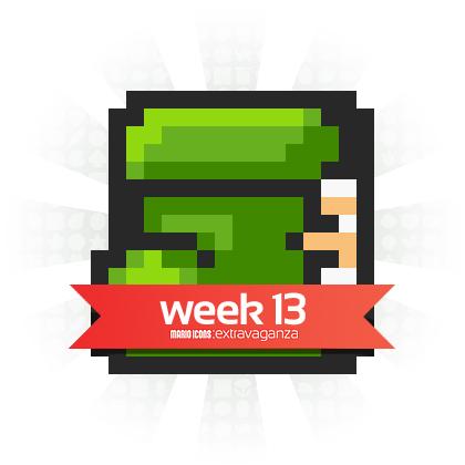 Extravaganza Week 13