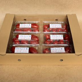 うまうまミニトマト 200g×6
