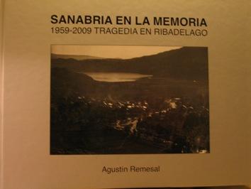 Portada del libro 'Sanabria en la memoria'