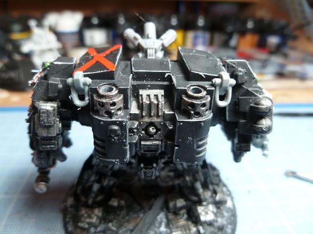 Dreadnought Furioso Cie de la Mort