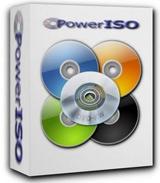 PowerISO v4.7   Gravação de CDs e DVDs