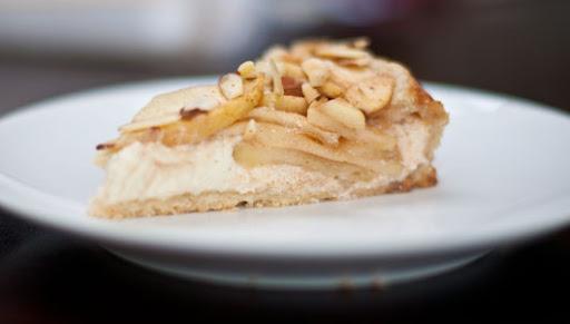Bavarian Apple Torte | The Sugared Peach